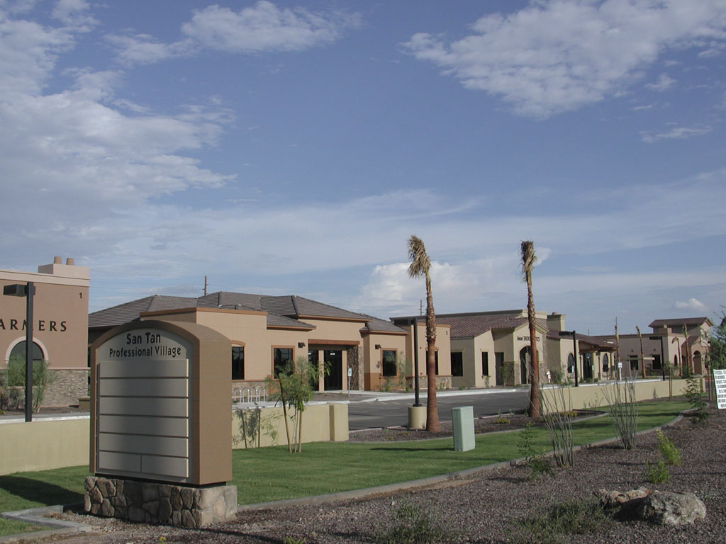 Porter Brothers Completed Projects San Tan
